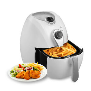Mecor 2 7l 1300w Electric No Oil Air Fryer Timer Temperature Control Kitchen