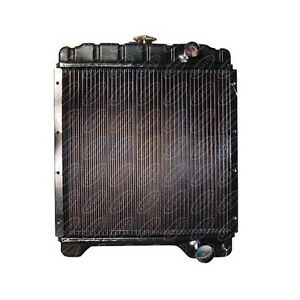 New Radiator Fits Case ih Models 580k 580 Super K