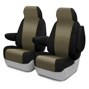 Coverking Cr Grade Neoprene Seat Covers Cscf11tt9484 Toyota Tacoma 2010 2012