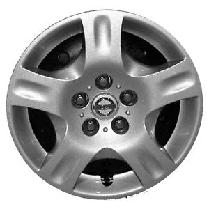 53066 Refinished Nissan Altima 2002 2004 16 Inch Hubcap Wheel Cover