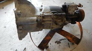 Ford Mustang Transmission Mt 5 Speed 4 0l sohc 05 06 17fx236