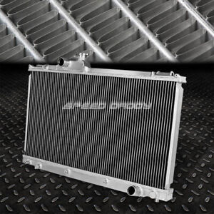For 01 05 Is300 Altezza Xe10 2jz Mt 2 Row Full Aluminum Racing Cooling Radiator