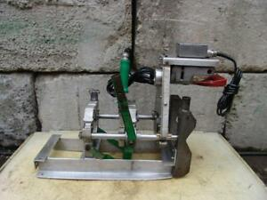 Mcelroy 14 Pipe Fusion Machine Plastic Welder Up To 1 To 4 Inch