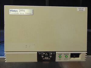 Waters 2996 Photodiode Array Detector Fair Cosmetic Condition Powers On Rh449g