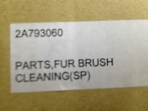 Kyocera 2a793060 Cleaning Fur Brush Roller For Km p4845w Km p4850w Km4850w