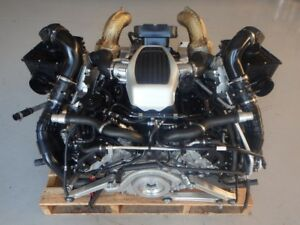 Mclaren 540c 2017 Complete V8 3 8l M838t Twin Turbo Engine Transmission Ecu J085