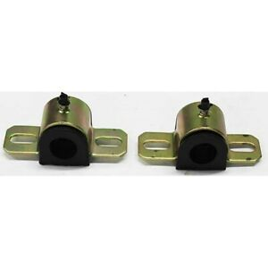 Energy Suspension 9 5161g Greaseable Sway Bar Mount Bushings 1 Inch