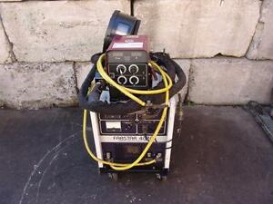 Thermal Arc Fabstar 4030 Welder With Ultrafeed 4000 Wire Feeder Works Great 5