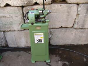 1989 Michael Deckel Feinmechanik So Single Lip Cutter Grinder 120v With Collets
