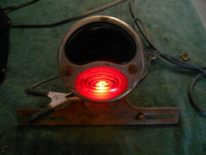 Vintage Ford Duolamp Rear Stop Light Model A Model T