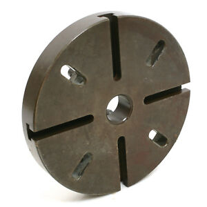 14 T slotted Lathe Face Plate D1 6 Camlock Mount