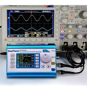Longruner Function Generators 20mhz Arbitrary Waveform Dual Channel High Fy2300