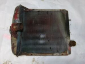 Farmall Bn Tractor Radiator had Clean Anitfreeze