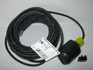 New Zoeller 10 1879 Variable Level Float Switch 115 230v 5a W 50 Cord