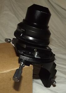 Nikon Metaphot Microscope Lwd 0 65 Condenser With Stage
