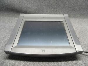 Par M5002 01 Pos Terminal W Customer Lcd Display Screen tested