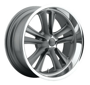 Cpp Foose F099 Knuckle Wheels 18x9 5 Fits Ford Mustang Gt Shelby