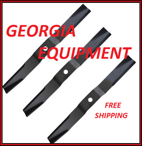 60 Befco Finish Mower Blades 000 6641 C30 ce5 C30 rd5 C50 rd5 C15 C25 Set Of 3