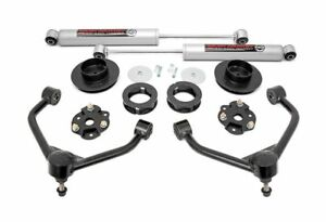 Rough Country 3 5 Suspension Lift Kit For 2019 Ram 1500 4wd 31430
