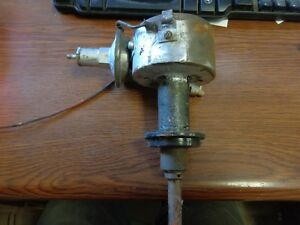Mopar Prestolite Dual Point Cast Iron Distributor 2642242 273 Ci