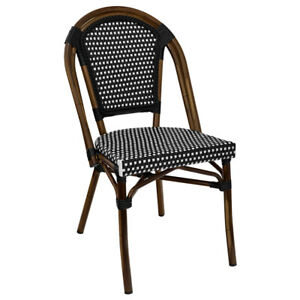 New Palmetto Aluminum Bistro style Outdoor Chair