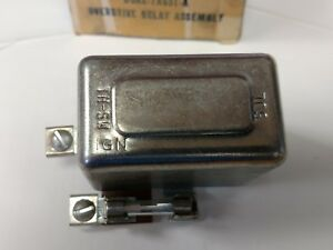 B6az7a651a New Ford Oem 12 Volt Overdrive Relay Assy For 3 Speed Trans F100 Ltd