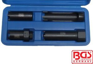 Bgs Tools 4 Piece Special Truck Socket Set 67210