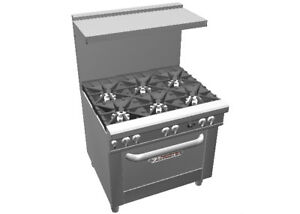 Southbend 4363d Ultimate 36 Range W 6 Star Burners Standard Oven