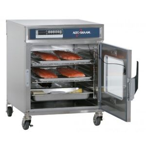 Alto shaam 767 sk Chicken Meat Fish Smoker Halo Heat Cook Hold 100lb Oven