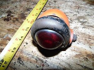 Allis Chalmers Wd Tractor Red Bulet Light