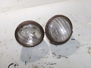 Oliver 770 Gas Tractor Head Lights