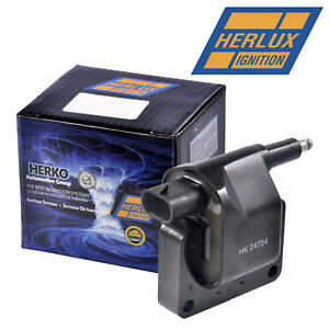 Herko B017 Ignition Coil For Chrysler Doge Jeep Plymouth 1990 1997