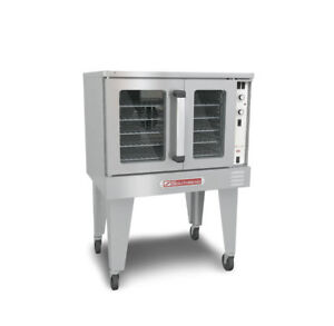 Southbend Eb 10sc Electric Single Deck Convection Oven Bakery Depth