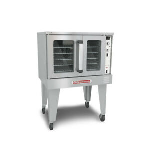 Southbend Es 10cch Electric Single Deck Convection Oven Std Depth Cook Hold