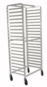 Advance Tabco Pr20 3ws x All Welded Pan Rack Holds 20 Full Size Pans Side Load