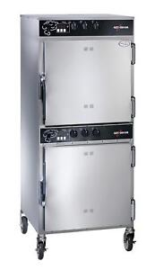 Alto shaam 1767 sk Halo Heat Electric Slo Cook Hold Smoker Oven Double