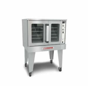 Southbend Es 10sc Electric Single Deck Convection Oven Standard Depth