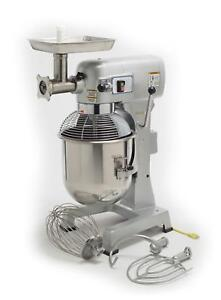 Hebvest Sm30hd 30 Quart Commercial Mixer 2hp