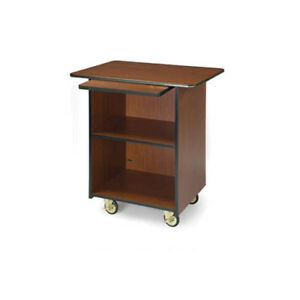 Lakeside 66109 25 1 2 dx33 1 2 wx36 3 4 h Enclosed Compact Service Cart