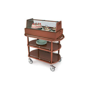 Lakeside 70355 21 5 8 dx43 3 8 wx47 1 4 h Spice Pastry Cart