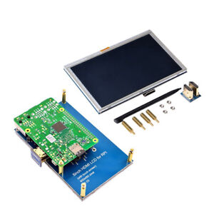 5 Tft Lcd Touch Screen Module 800 480 Display Board For Raspberry Pi
