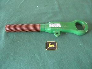New Oem John Deere Tractor 3 Point Hitch Lift Arm Link End Re298459 Models Below