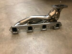 Ford Mustang 5 0 V8 T3 Twin Turbo 302 Stainless Steel Manifold Driver Side Only