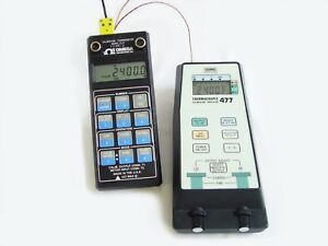 Doric 477 Thermocouple Mv Ma Calibrator Simulator Indicator Calibrated