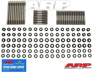 Genuine Arp 300 4202 Sb2 2 3 8 Block 220ksi 12pt Head Studs