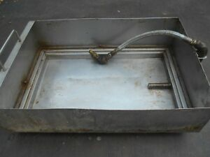Giles Chester Fried Gef 400 Chester Fried Fryer Filter System stainless