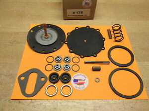 1949 1950 1951 Lincoln Double Action Fuel Pump Rebuild Kit Today S Modern Fuels