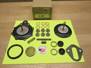 1953 1954 Chevy One Fifty Corvette Ac 9797 Ethanol Today S Fuel Pump Rebuild Kit
