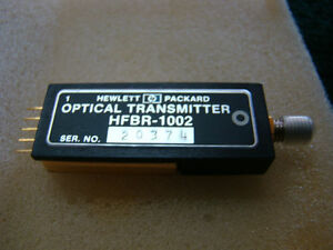 New Hp Agilent Hfbr 1002 Optical Transmitter