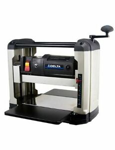 New Delta Power Tools 22 555 13 In Portable Thickness Planer